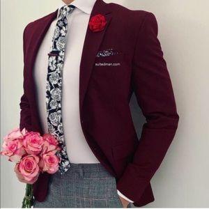 Pendleton 44 Long Virgin Wool Blazer Like NEW